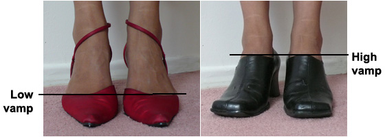 Shoe Vamp