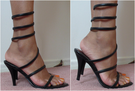 Are your heels too high?